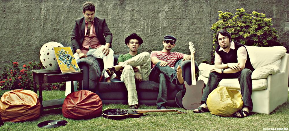 Vinda de Salvador, a banda Maglore começa amanhã sua mini turnê. Ribeirão Preto é a primeira de quatro cidades