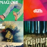 Discos - Maglore, Ida Maria, Dead Lover's Twisted Hearts e The Drums