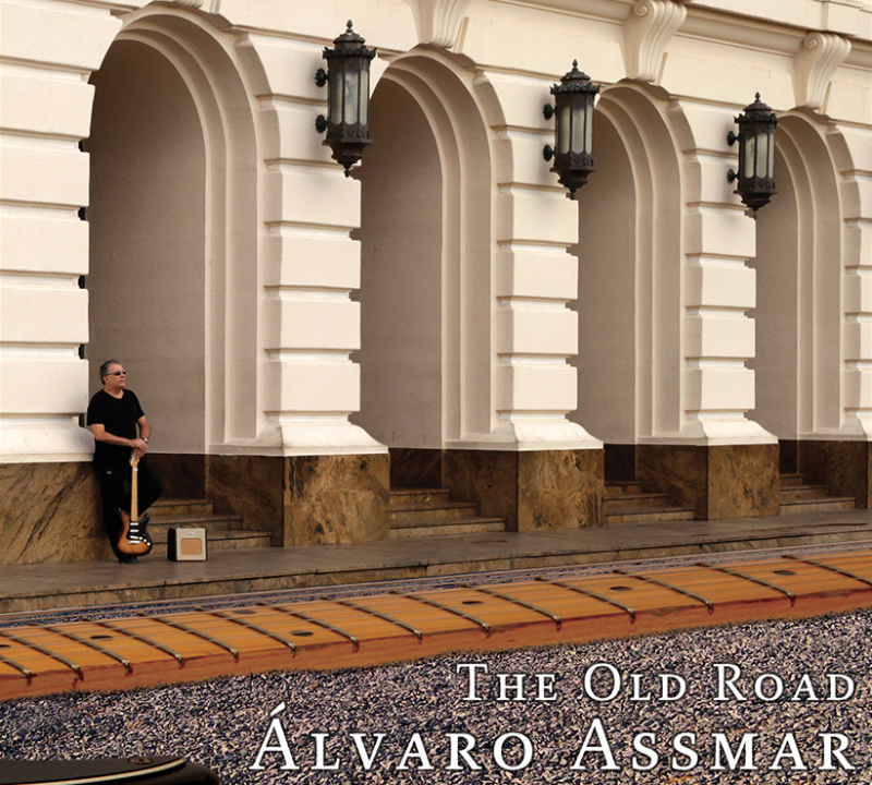 ÁLVARO ASSMAR - The Old Road - Capa