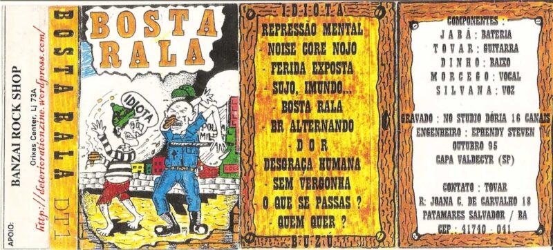 BostaRala - Idiota