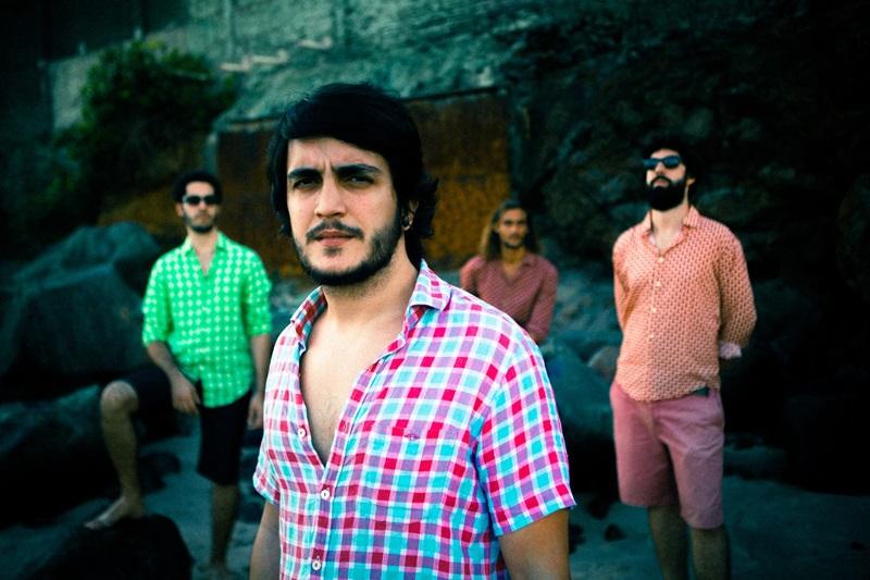 Silvio de Carvalho e a banda tabuleiro musiquim