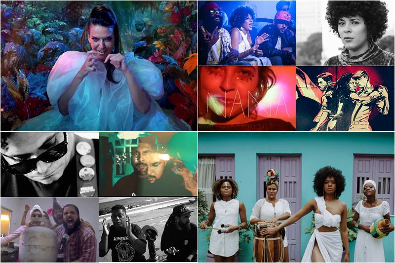 Mulheres, Rap e bandas de rock dominam nova leva de videoclipes baianos