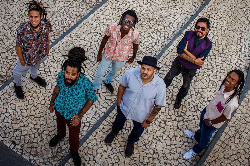 Banda Zuhri une Rap e Jazz em seu primeiro EP