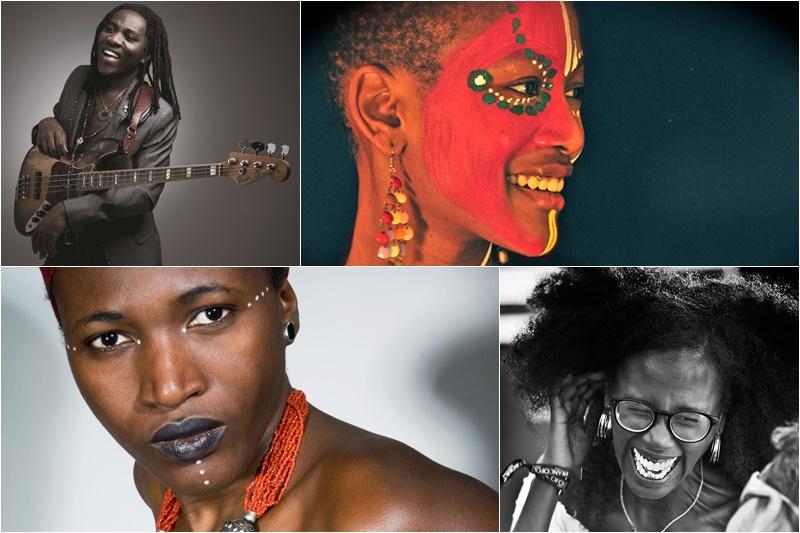 Música África Salvador setembro