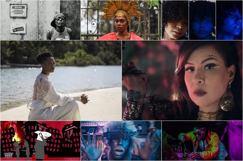 Novos videoclipes mapeiam a música baiana atual
