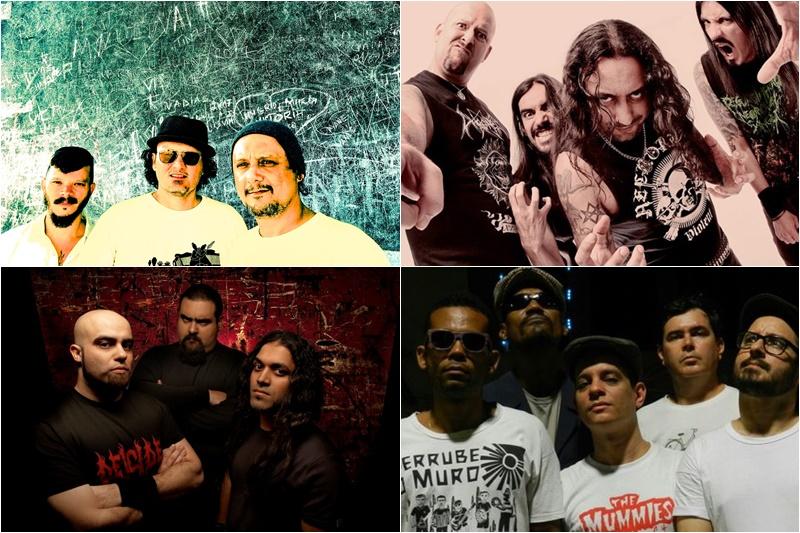 Rock e resistência marcam programação do Festival Bigbands