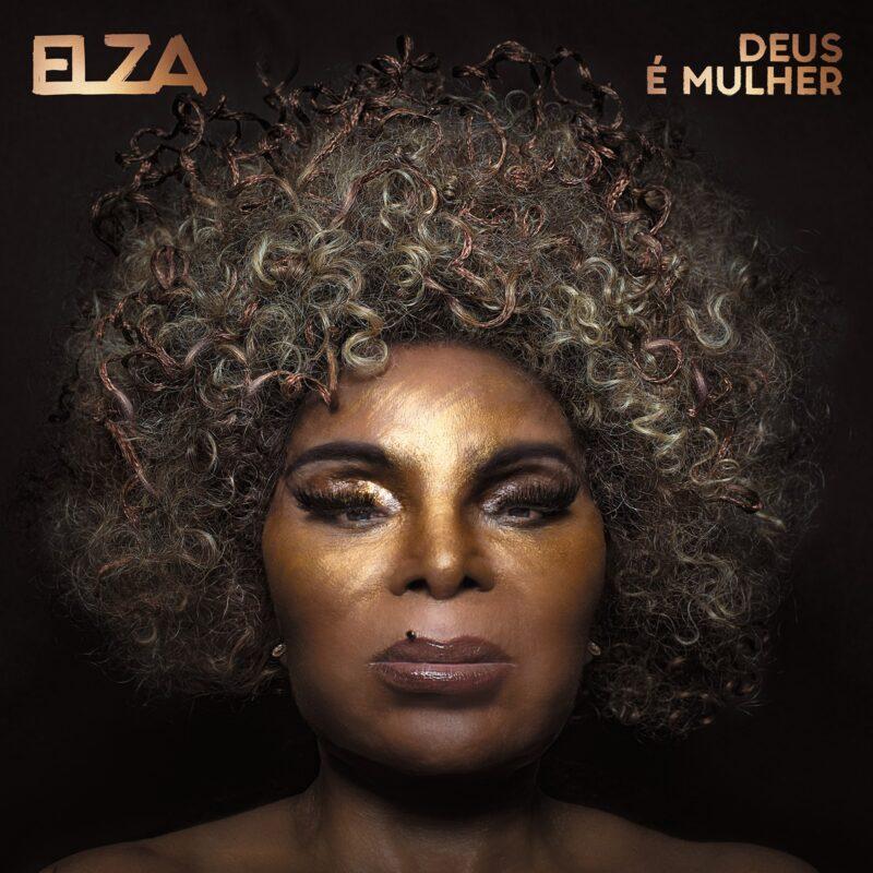 Elza Soares Deus é Mulher Disco