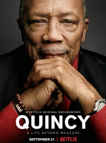 Quincy Jones 2018 Documentário