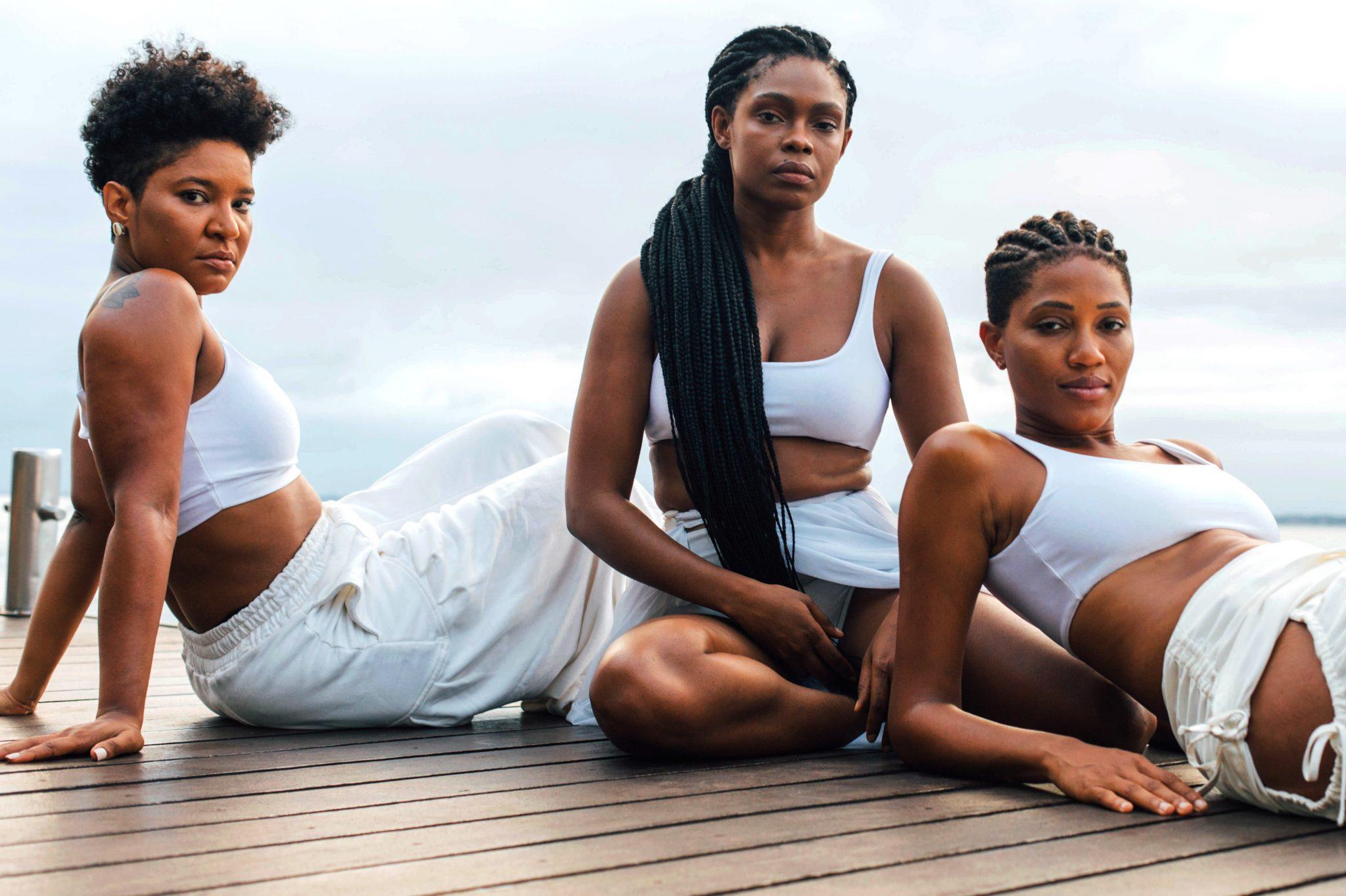 Carnaval 2019 Aya Bass Mulheres Negras Larissa Luz Xênia França Luedji Luna