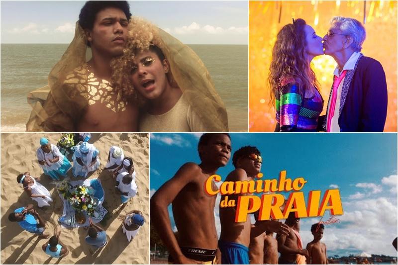 Videoclipes Bahia fevereiro Josyara