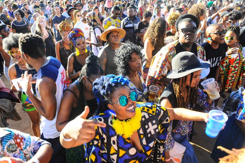 Festival Afropunk Salvador Cultura Negra Empoderamento Música