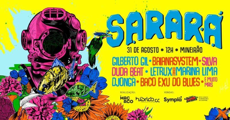 Festivais Brasil Sarará