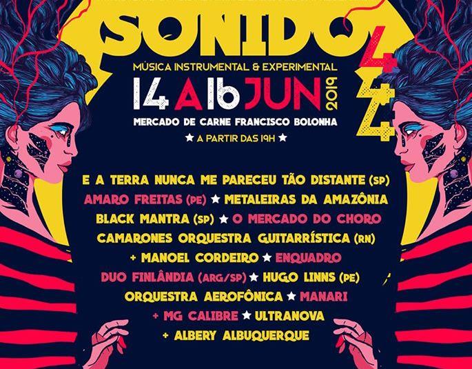 Sonido Festivais Brasil Programação Belém
