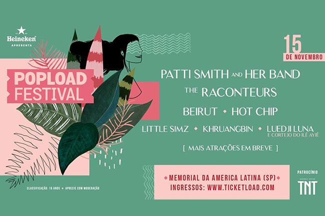 Popload Festivais Brasil Programação