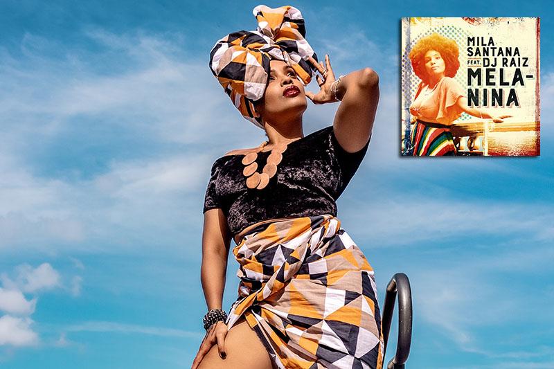 Disco Mila Santana DJ Raiz Lançamento Bahia Música EP