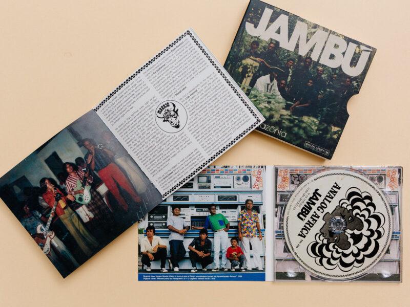 Jambú e Os Míticos Diversidade Amazônia Música