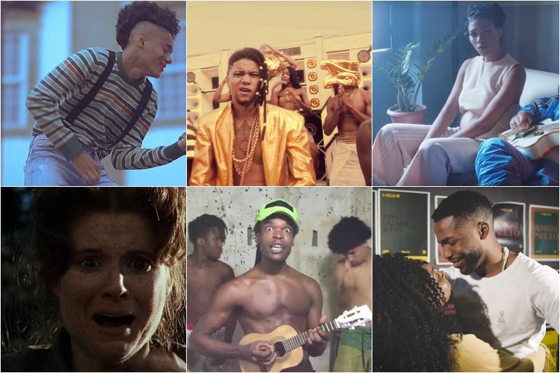 Videoclipes Bahia