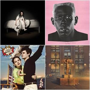 Melhores Discos 2019 NME