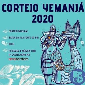 Yemanjá 2020 Programação