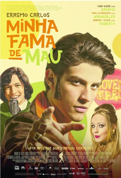 Filmes Música 2019 Minha Fama de Mau Erasmo Carlos