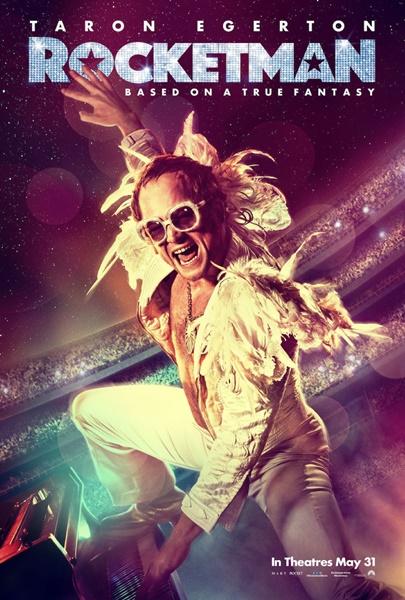Filmes 2019 Música Rocketman Elton John