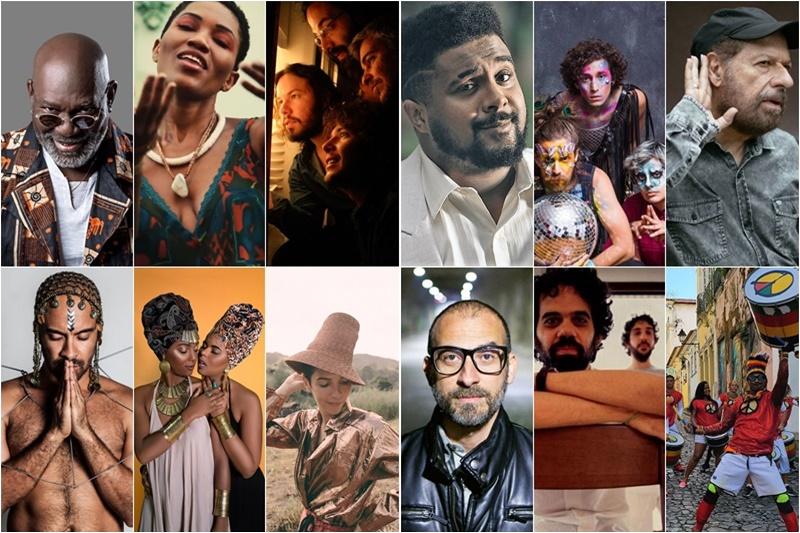 Shows Janeiro Salvador
