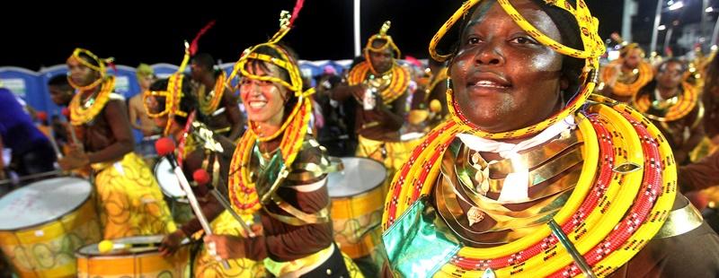 Cortejo Afro Carnaval Salvador 2020 Programação
