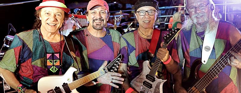 Trio Eletrico Armandinho Dodo e Osmar