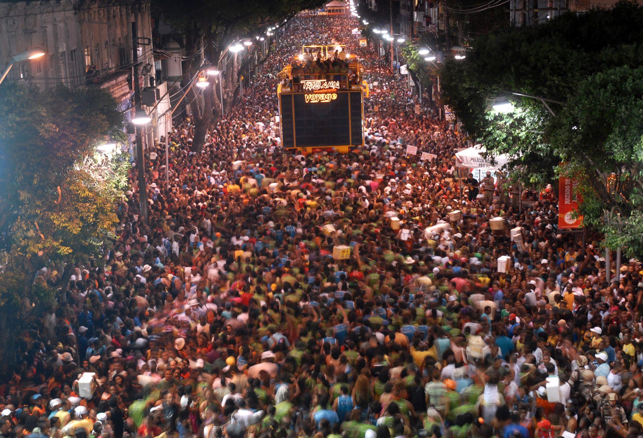 Música Compositores Carnaval Salvador
