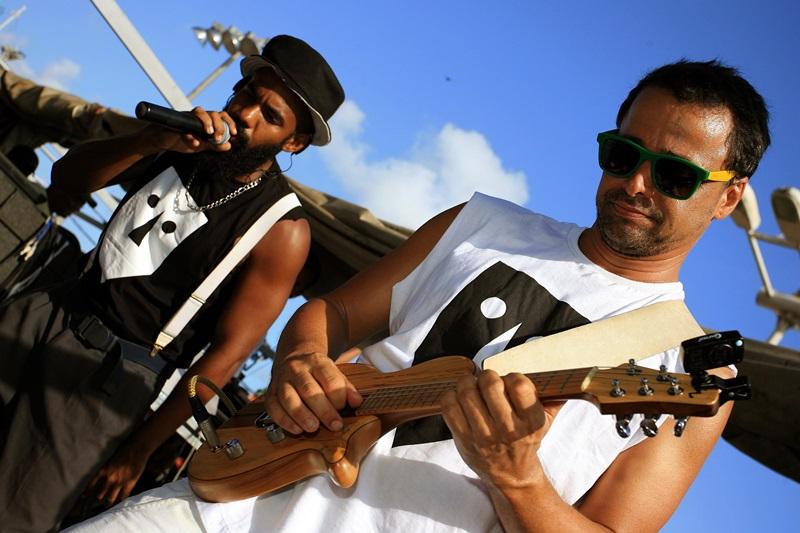 BaianaSystem Música Bahia Fifa Game