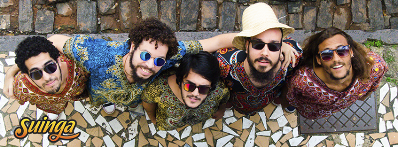 suinga Compositores Carnaval Bahia
