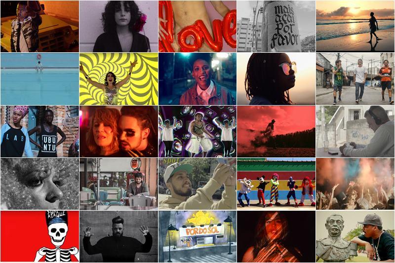 videoclipes 2016
