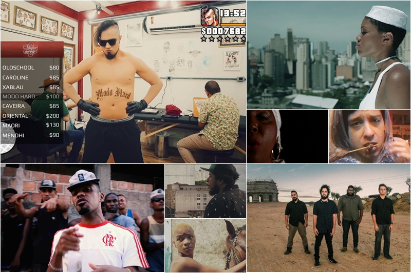 videoclipes baianos 2017