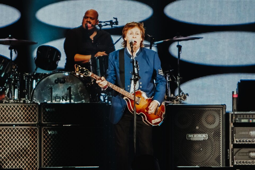 Paul Mccartney Arena Fonte Nova Salvador