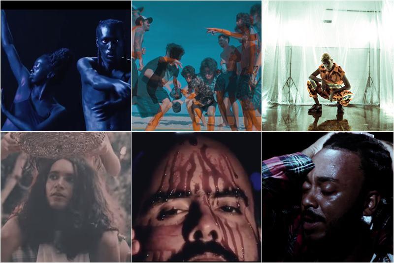 Videoclipes Artistas Baianos