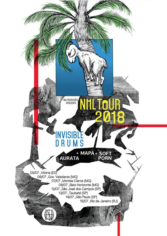 Bandas rock baiano turnê
