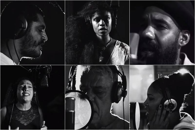 Artistas cantam pelos Direitos Humanos em campanha da Anistia Internacional