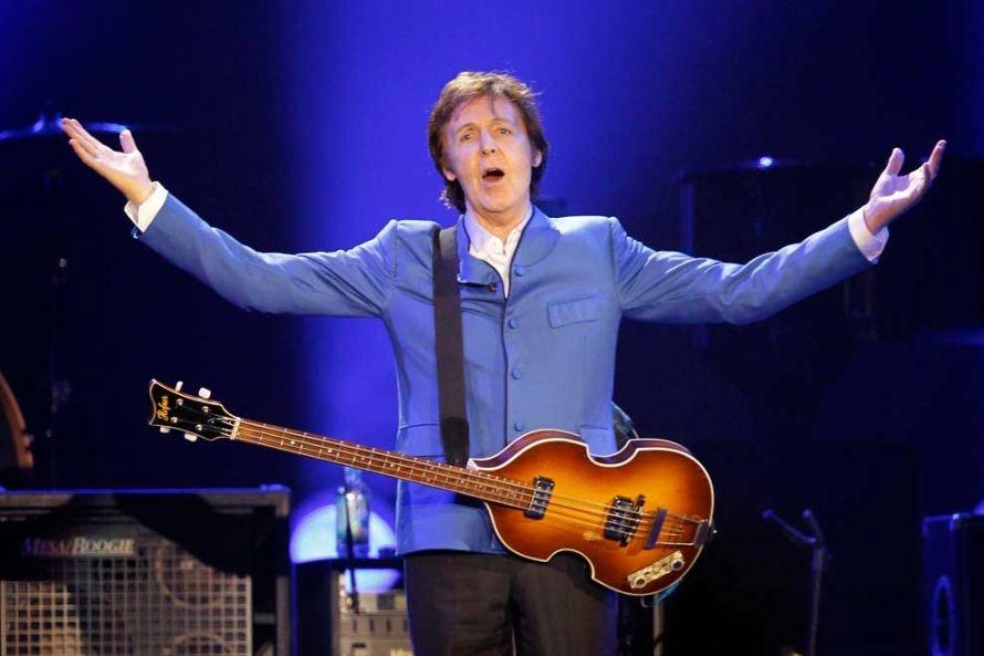 Paul McCartney homenageia o Brasil em música com vídeo filmado em Salvador