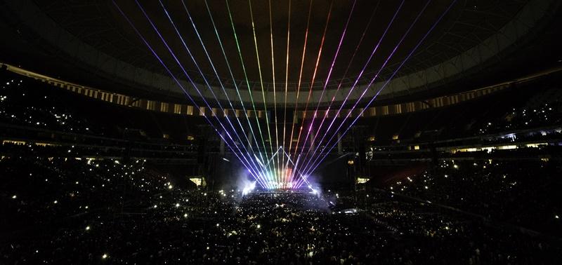 Roger Waters Show Salvador