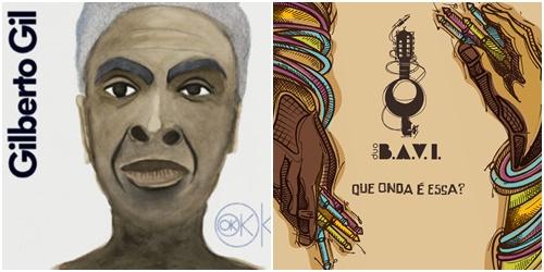 Discos Baianos 2018 Gilberto Gil Duo BAVI