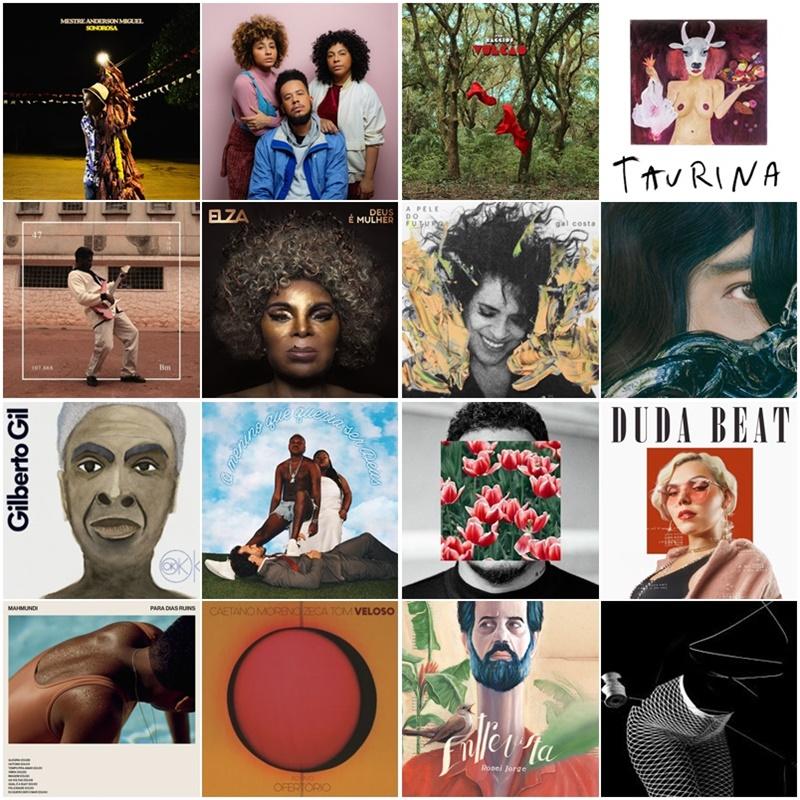 melhores discos brasileiros de 2018 Crítica