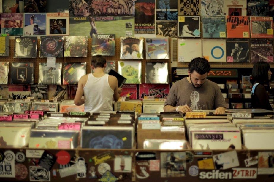 Mercado Discos Opinião Vinil CD Streaming