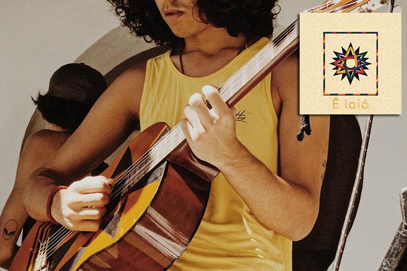 Discos Lançamento 'Ê Laiá' Matheus Dourado Bahia