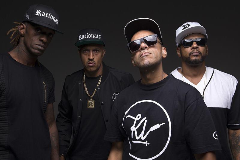 Racionais MC's Turnê Salvador