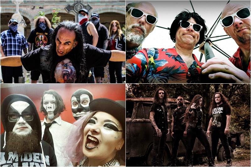 Festivais Rock Bahia Bigbands Dopesmoke Festival Impacta