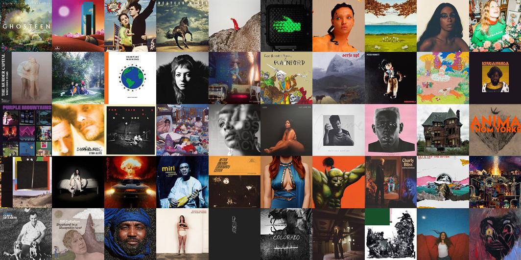 melhores discos internacionais 2019