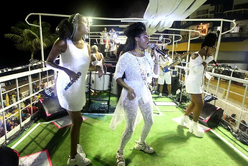 Aya Bass Carnaval