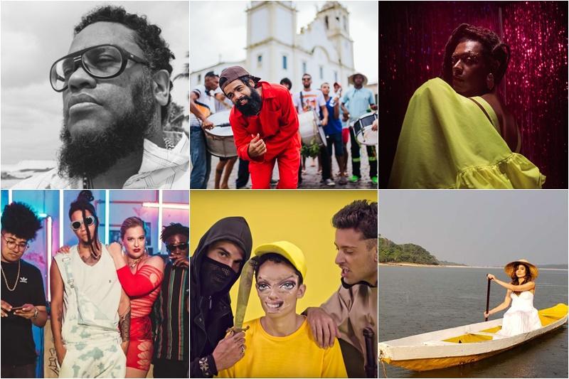 Videoclipes Música Brasileira Contemporânea