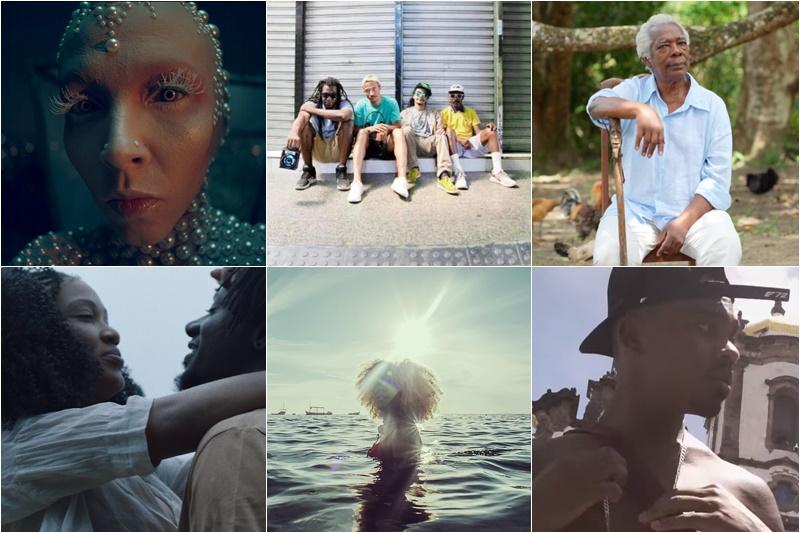 Videoclipes Baianos Bahia música baiana